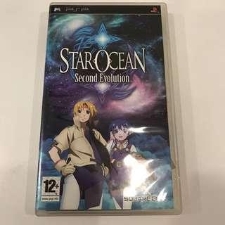 PSP Game -