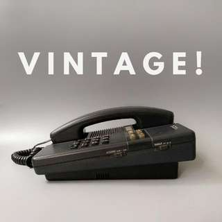 Vintage Desk Phone (Telecom Equipment)