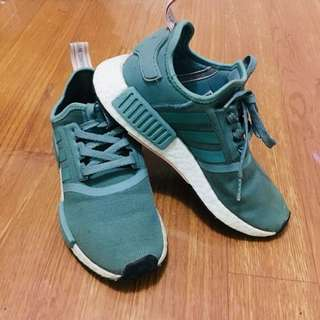 Adidas NMD R1 in Vapour Steel