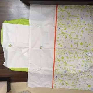 Ikea kids bed sheet
