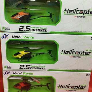 Helicopter vr control