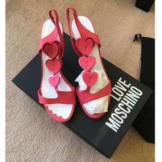 Moschino Heels Authentic
