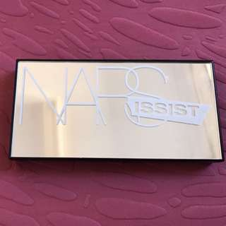 Nars limited edition dual intensity cheek palette