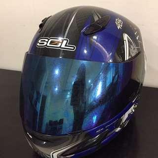 Fullface Helmet Sol Rm189
