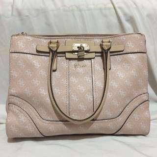 Guess Nude Handbag