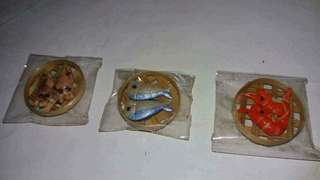 Mini Seafood Magnet