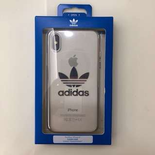Adidas IPhone X case
