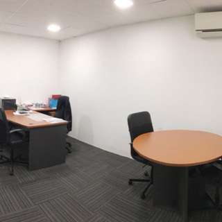Fully Furnished Office & Storage Space for Rent