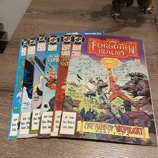 Forgotten Realms comics