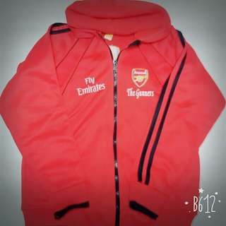 Jacket hoodies by Arsenal