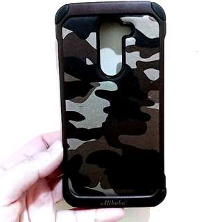 Huawei GR5 Phone case - camouflage. Used only once.  No scratches. Good as new.