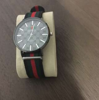 Authentic Gucci watch (nato strap)