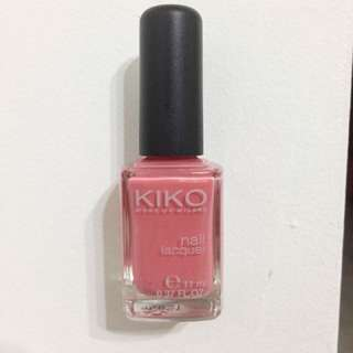 Kiko nail polish