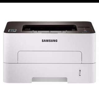 Samsung Wireless Laser B/W Printer
