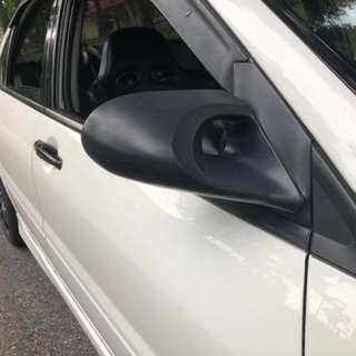 Motorised Ganador Side Mirror