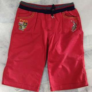 Polo short pants