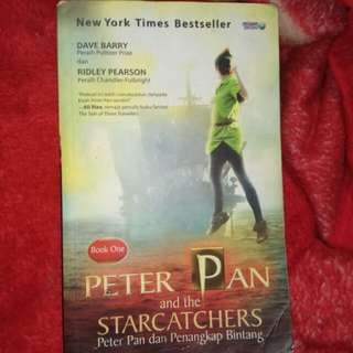 Novel Peterpan