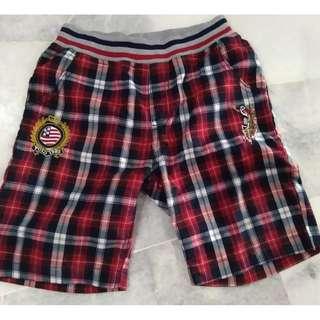 Polo short pants