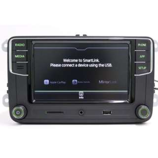 RCD330/340, 187B, 6.5' Touch Screen Radio Headunit for Skoda. (With AndroidAuto, CarPlay and Mirrorlink)