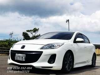 12年Mazda3  受夠天冷還要騎車吹風淋雨?歡迎來電讓您免受寒風折磨0938-552-004煒翔