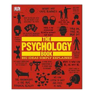 The Psychology Book (Big Ideas Simply Explained) Kindle Edition by DK  (Author),‎ Joannah Ginsburg (Author),‎ Voula Grand (Author),‎ Merrin Lazyan (Author),‎ Marcus Weeks (Author),‎ Catherine Collin (Contributor)