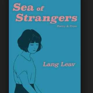 (ebook) Sea of strangers by Lang Leav