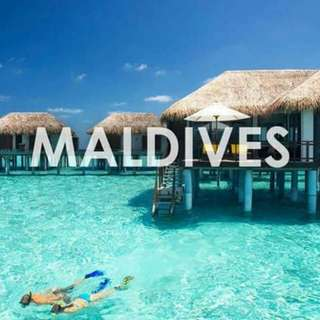 MALDIVES TOUR PACKAGE
