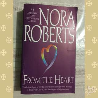 NORA ROBERTS From The Heart