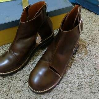 Boots Wanita Merk Guten Inc Original