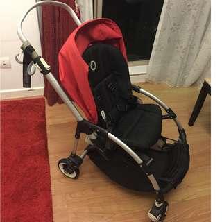 Bugaboo stroller Red 2012 version