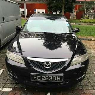 Mazda 6 SG