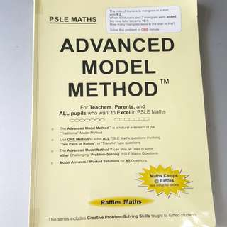 PSLE advanced model method