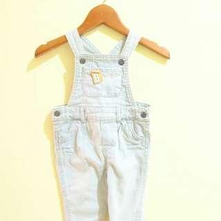 Carter Original Overall Bayi Anak Perempuan