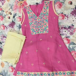 Indian suit for girls