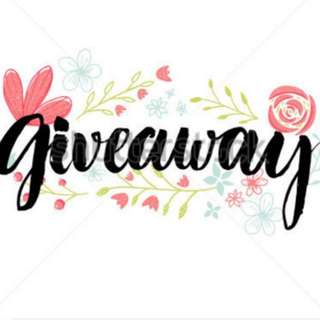 Giveaway :)
