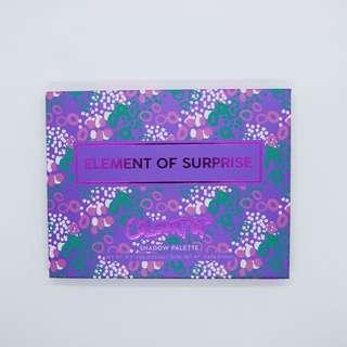 COLOURPOP Element of surprise