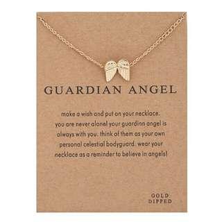 Guardian Angel Necklace #Huat50Sale