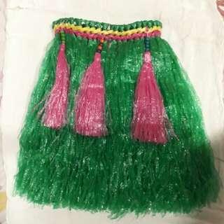 Kids Hawaian skirt with top