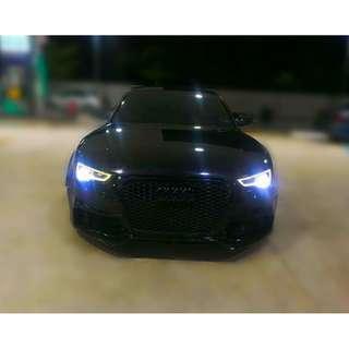 Audi A5 (A) Convert RS5 S-Line Quattro Sport