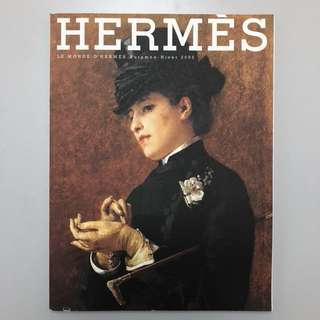Hermes 愛馬仕 VIP 月刊  Fans 2002 Vol. II