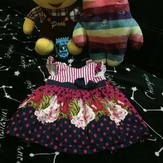 Dress baby girl🧒🏻🧒🏻👗👗👗