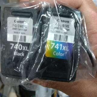 Canon 740 741加大墨盒