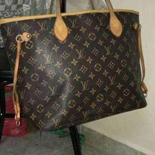USED AUTHENTIC LV MM