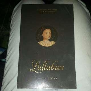 Lang Leav- Lullabies