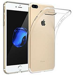 iPhone 6/6s Plus Clear Silicone Case
