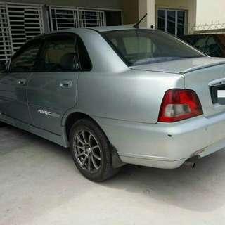 Proton Waja 1.6 Auto 2001