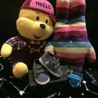 Kasut baby boy 👶🏻👶🏻