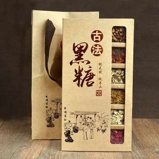 健康養生黑糖薑茶禮盒 送禮自用必備