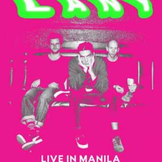 LOWERBOX lany live in manila