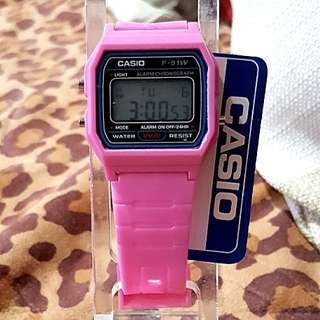 Casio Digital Fashion Watch